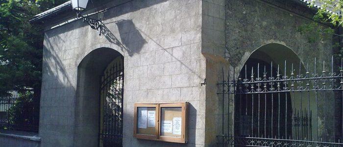 Iglesia de Villanúa
